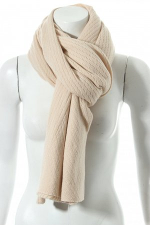 """Front Row Society Strickschal """"Cellini"""" nude"""