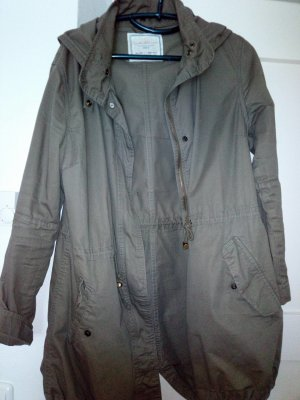Military Jacket olive green cotton
