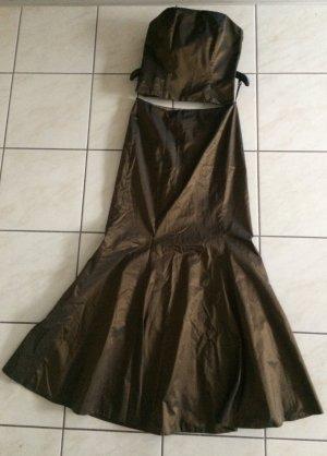 % FRÜHJAHRSAKTION! Macht eine wunderschöne Silhoutte: Vera Mont Korsagen-Abendkleid (2-teilig) - Gr. 36/38