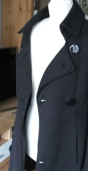 Amisu Cappotto corto nero