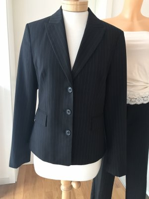 Mexx Pinstripe Suit multicolored polyester