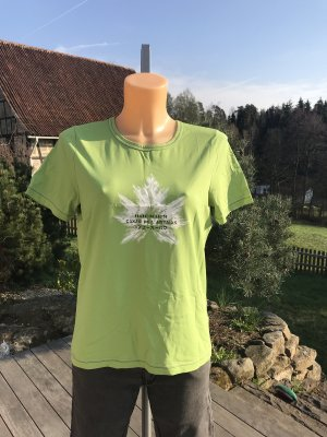 FRÜHLINGS-SALE!!! * Lässiges Sport-T-shirt mit Strassverzierung