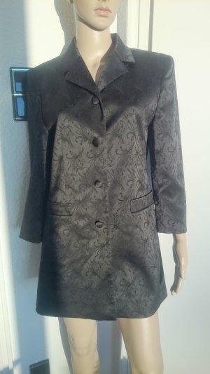 Taifun Long Blazer black polyester