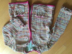 ae elegance Knitted Blazer multicolored mixture fibre