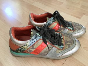 Liebeskind Lace Shoes multicolored leather