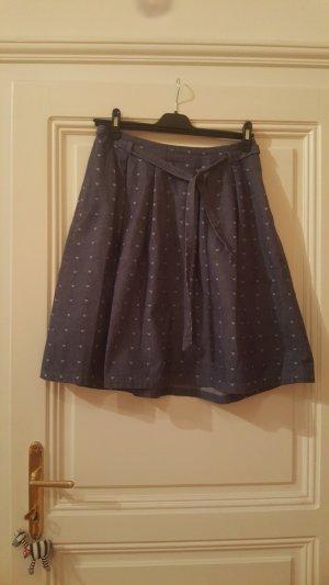 Esprit Denim Skirt white-blue