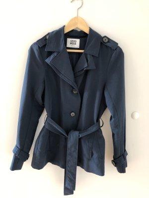 Vero Moda Overgangsjack donkerblauw