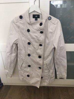 Frühlingsjacke Blazer weiß 170 H&M