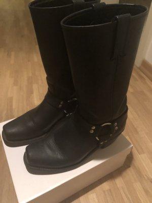 Frye Biker Boots, Gr. 39