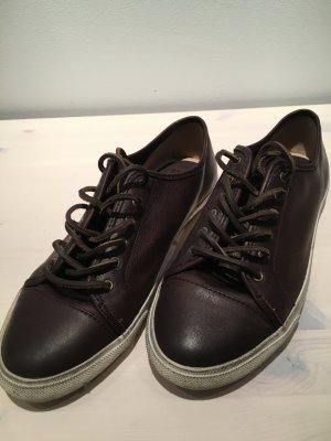Frye Mindy Low Sneakers, dunkelbraun, Gr. 40, NEU und ungetragen!