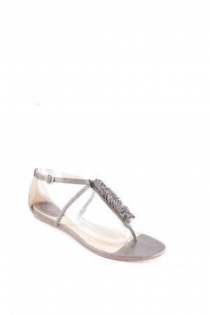 Frye Zehentrenner-Sandalen taupe Casual-Look
