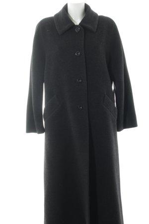 FS Cappotto in lana talpa stile semplice