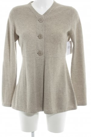 FTC Cashmere Cardigan beige Casual-Look