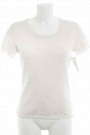 FTC Cashmere T-Shirt creme Street-Fashion-Look