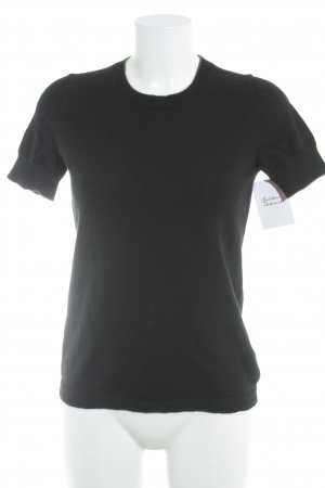 FTC Cashmere T-Shirt schwarz Casual-Look