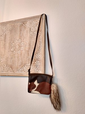 Accessorize Mini Bag brown-natural white