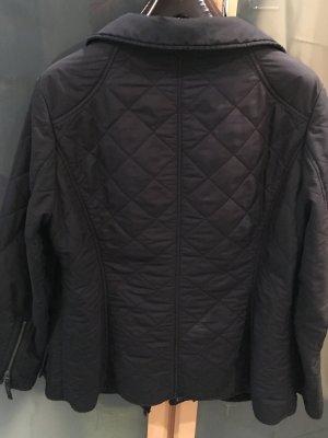 Fuchs Schmitt Quilted Jacket black mixture fibre