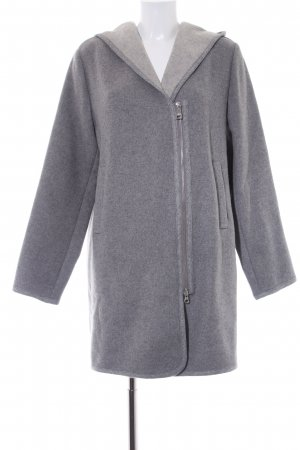 Fuchs Schmitt Hooded Coat grey casual look
