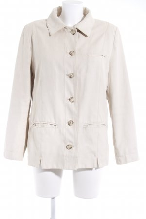 Fuchs Schmitt Long-Blazer creme Casual-Look