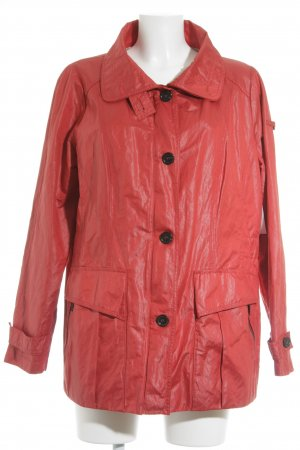 Fuchs Schmitt Outdoorjacke rot Glanz-Optik