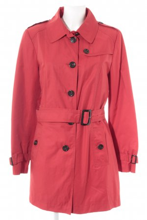 Fuchs Schmitt Heavy Raincoat bright red-red casual look