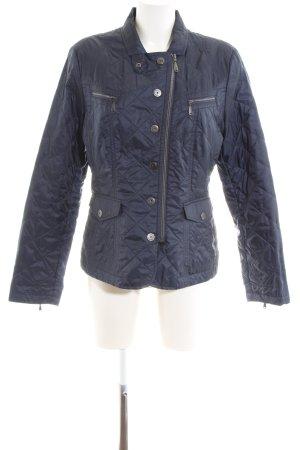 Fuchs Schmitt Quilted Jacket blue quilting pattern casual look