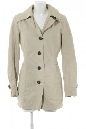 Fuchs Schmitt Trenchcoat creme Business-Look