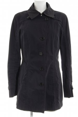 Fuchs Schmitt Trenchcoat schwarz Business-Look