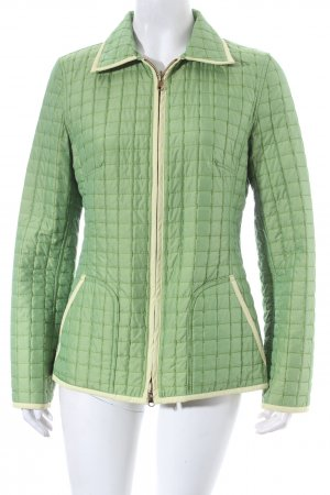 Fuchs Schmitt Reversible Jacket lime-green-grass green simple style
