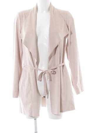 Fuchs Schmitt Wraparound Jacket natural white-pink casual look