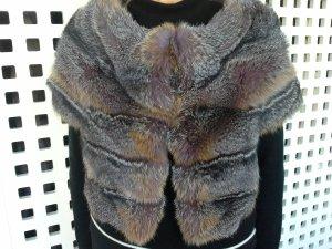 Cape multicolored fur