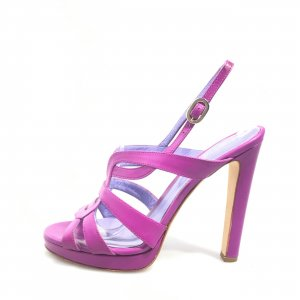Sergio Rossi High-Heeled Sandals pink
