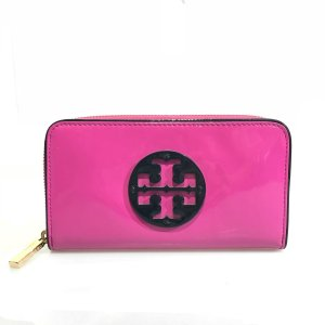 Tory Burch Portefeuille rose
