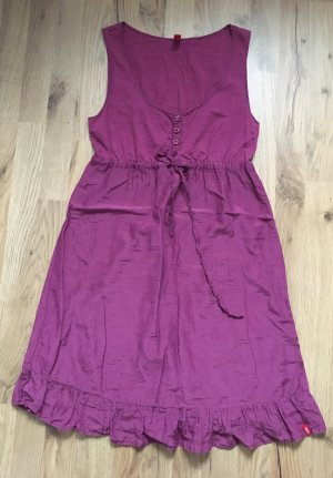 Fuchsiafarbenes Kleid von edc