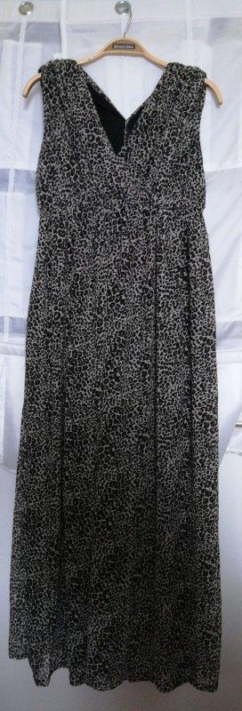 Für den Herbst - heißes Kleid im Leo-Look