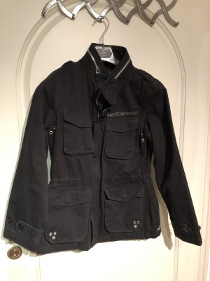 Look 54 Military Jacket black