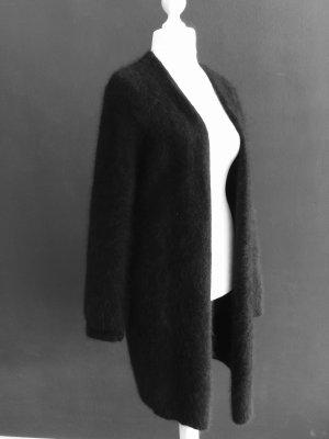 COS Pull oversize noir laine angora