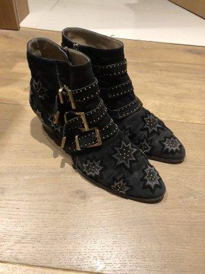 Für Liebhaber- gern getragene Chloe Boots - Größe 39