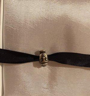 Für Pandoraarmband oder Ähnliches  Charm Buddha Frau und Löwe