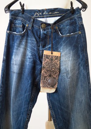 Fuga Jeans, neu -ungetragen, Grösse 36/38