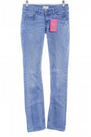 Fuga Skinny jeans blauw casual uitstraling