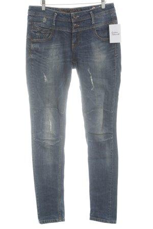 Fuga Skinny Jeans blau-kornblumenblau Casual-Look
