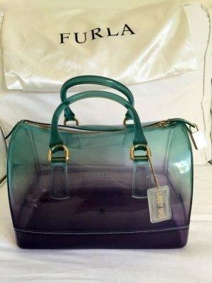 Fula Candy Bag Farbverlauf türkis/lila