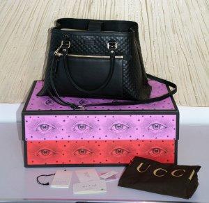 Full Set GUCCI Micro GG Guccisima 510291 Tasche NEU Leder Bag