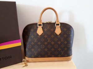 Full Set! Original Louis Vuitton Alma Monogram Canvas