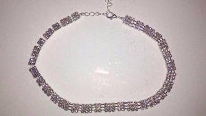 Bijou Brigitte Silver Chain silver-colored