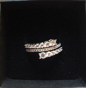 Pippa & Jean Zilveren ring zilver