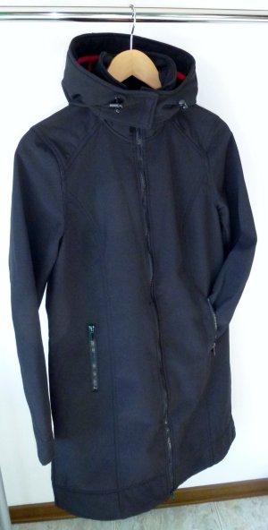 b.p.c. Bonprix Collection Veste softshell noir polyester