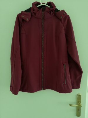 Bexleys Hoody bordeaux mixture fibre