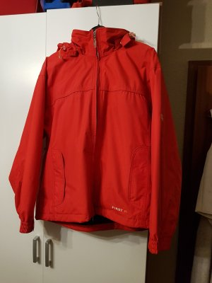 1st B Outdoor Jacket red
